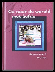Morya Bezinning 7: Ga naar de wereld met liefde - Mayil.com