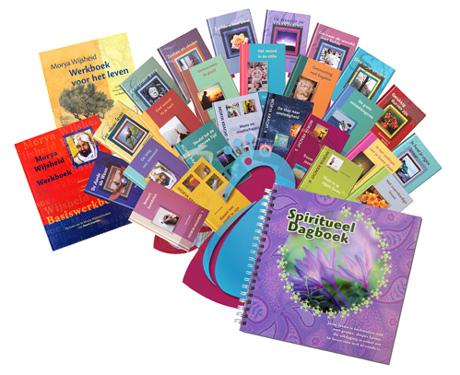 Gratis Spiritueel Dagboek bij aankoop van 2 boeken