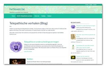 De blog op hetleven.be